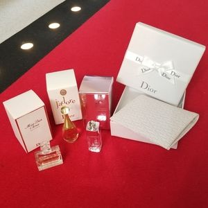 DIOR Card Holder Sets